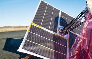 Solar & electronics