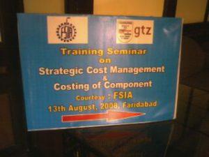 Seminar at Hotel Altrium