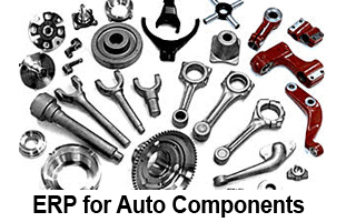 ERP for Auto Components