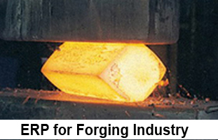 ERP for Forging Industry