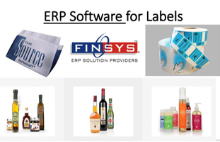 ERP Software For Label Manufacturers