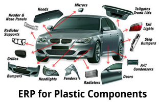 ERP Software For Plastic Moulded