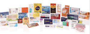 duplex box folded cartons ERP software